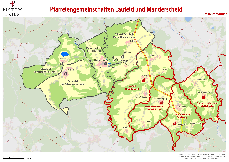 Bistum Trier Karte.Paulinus Wochenzeitung Im Bistum Trier