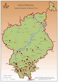 Bistum Trier Karte.Paulinus Wochenzeitung Im Bistum Trier Servicethema