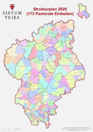 Bistum Trier Karte.Thema Dossier Des Paulinus Wochenzeitung Im Bistum Trier
