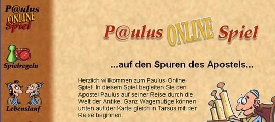 internet tipp 242013 - Paulus Lebenslauf